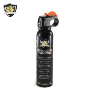 Police Strength Streetwise 23 Pepper Spray 9 oz FIRE MASTER