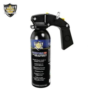 Police Strength Streetwise 23 Pepper Spray 16 oz PISTOL GRIP