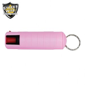 Streetwise 18 Pepper Spray 1/2 oz HARDCASE PINK