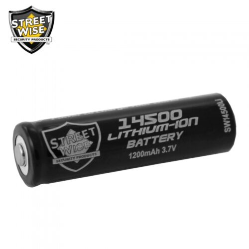 Streetwise 14500 Lithium Ion Battery
