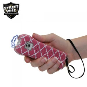 Streetwise Ladies' Choice 21,000,000 Stun Gun Quatrefoil