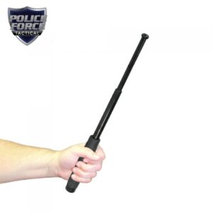 Police Force 16″ Expandable Steel Baton