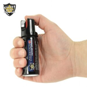 Streetwise 18 Pepper Spray 2 oz TWIST LOCK