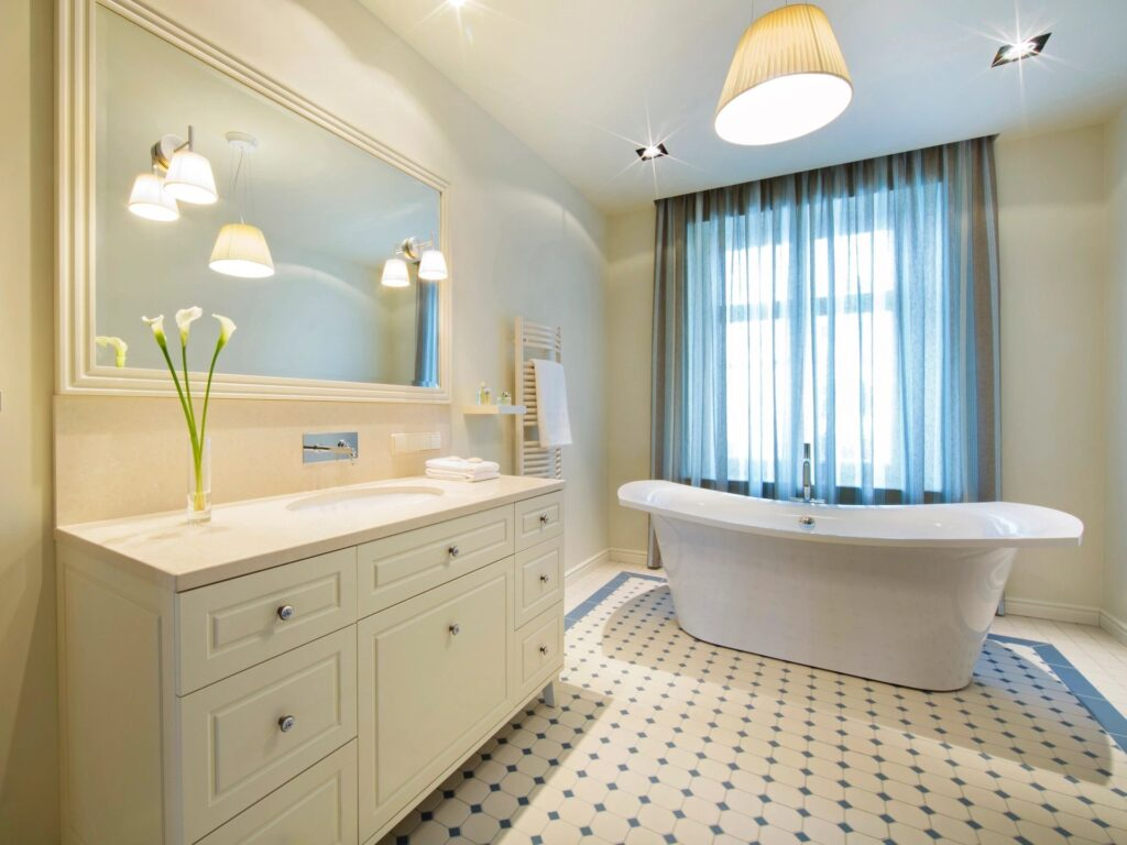 Bathroom design tips