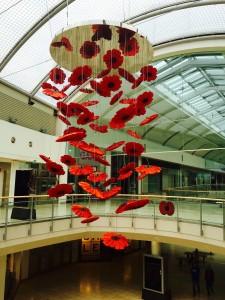 Poppies Metrocentre