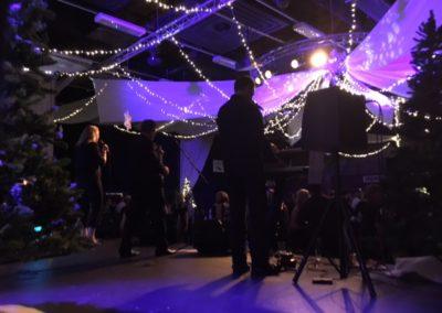 Gotcha! performing at Northumberland University 6