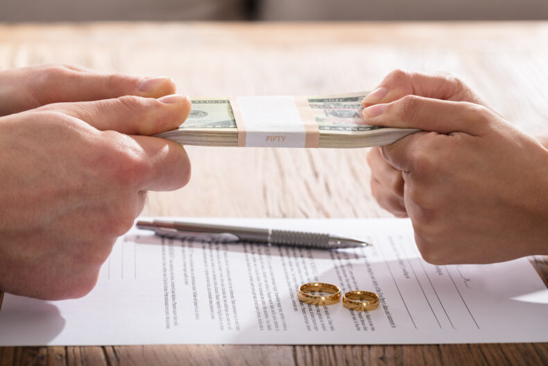 Money & Divorce: How to Handle Joint Bank Accounts, Credit Cards, Health Insurance