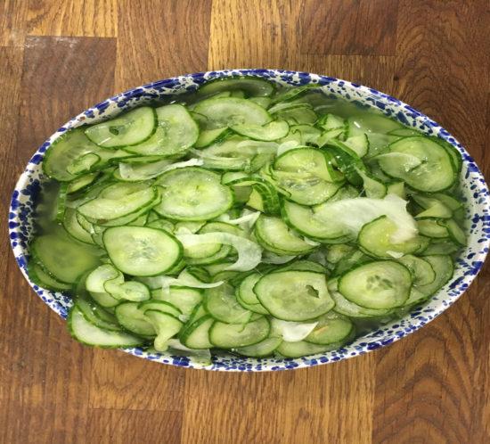 Cucumber Pickle Recipe