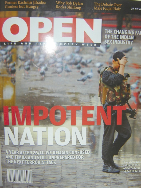 Open Mag Cover Image