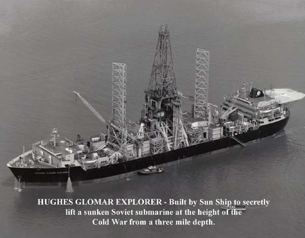 Hughes Glomar Explorer