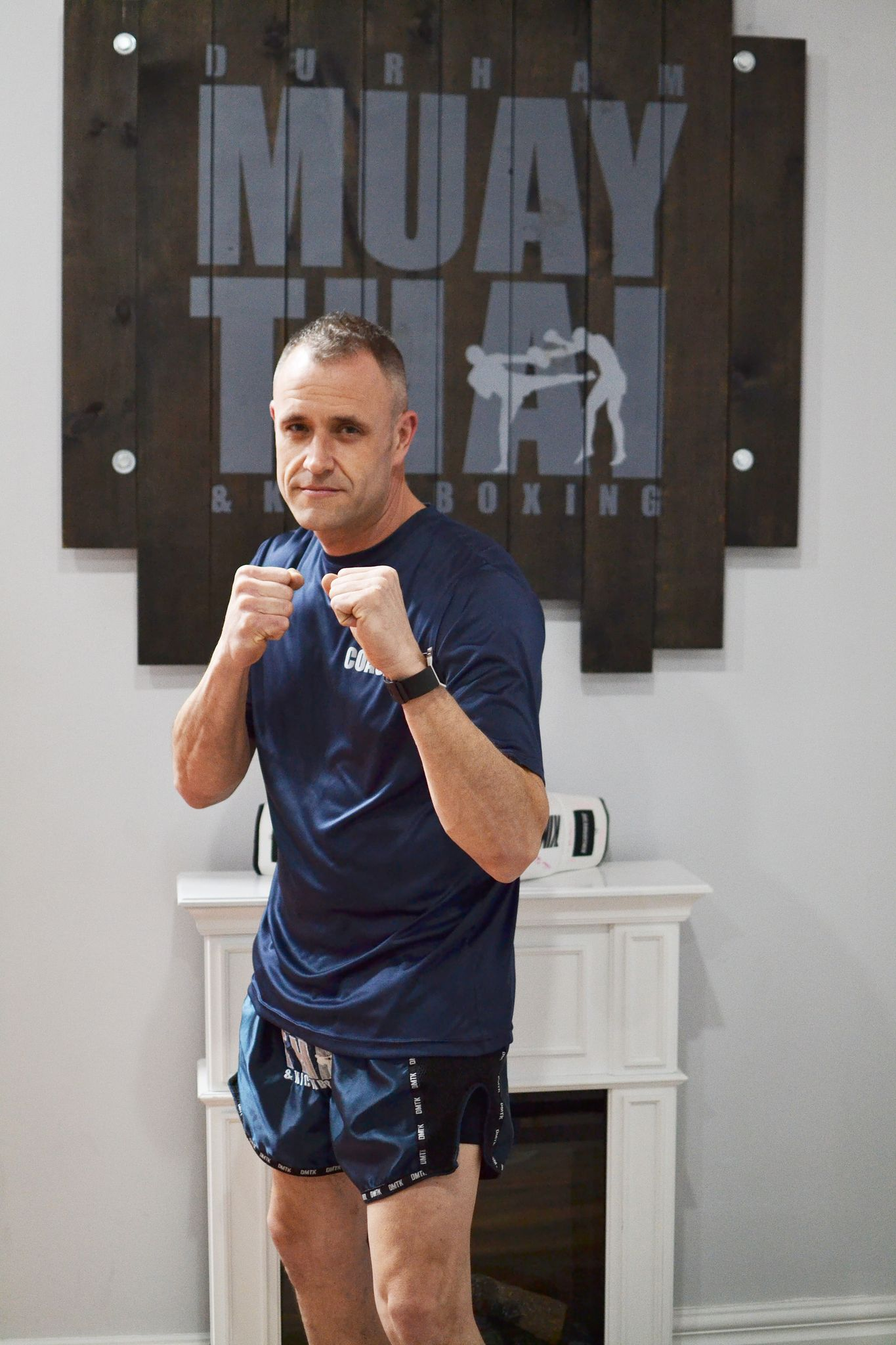 Lloyd Lawrence - Durham Muay Thai & Kickboxing