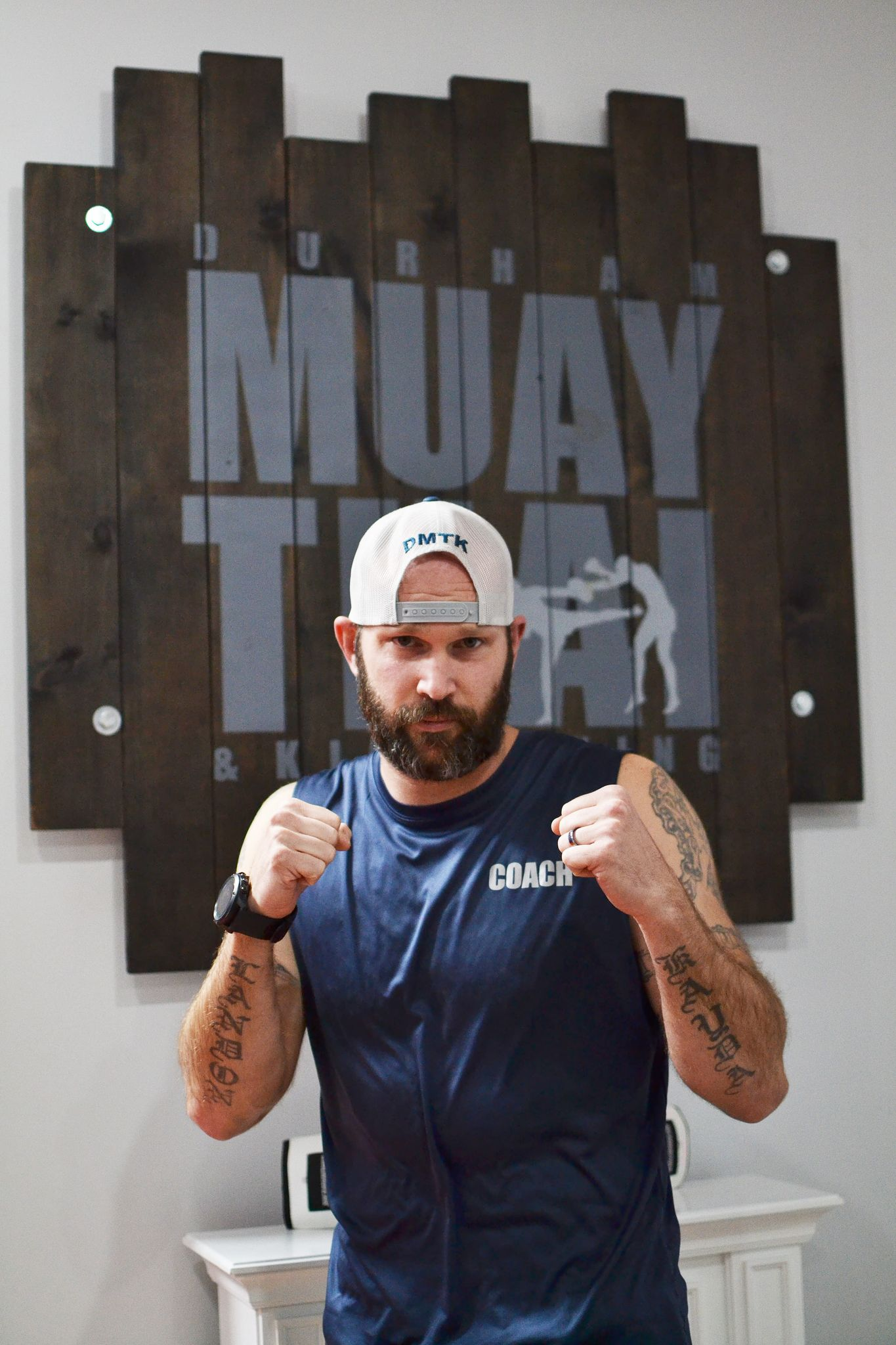 Chris Martin - Durham Muay Thai