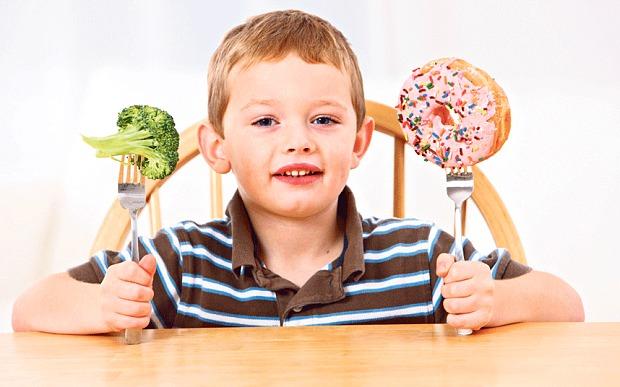 Why kids LOVE carbs