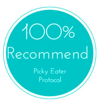 picky eater protocol feedback