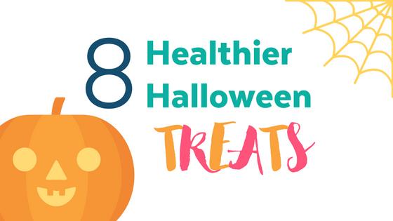 """8 Healthier Halloween """"Treats"""""""
