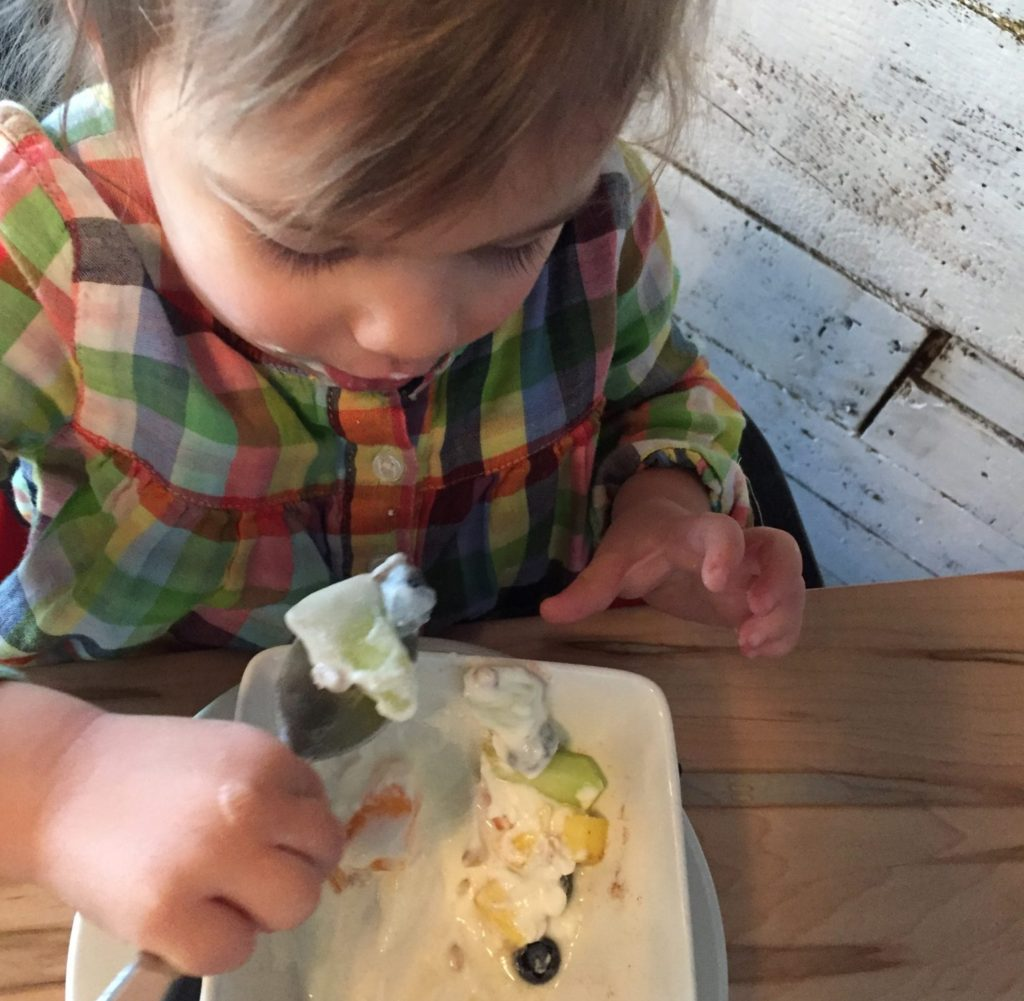 separate meals for picky eaters