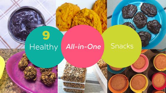 9 Healthy All-in-One Snacks