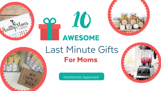 10 Last Minute Gifts for Moms