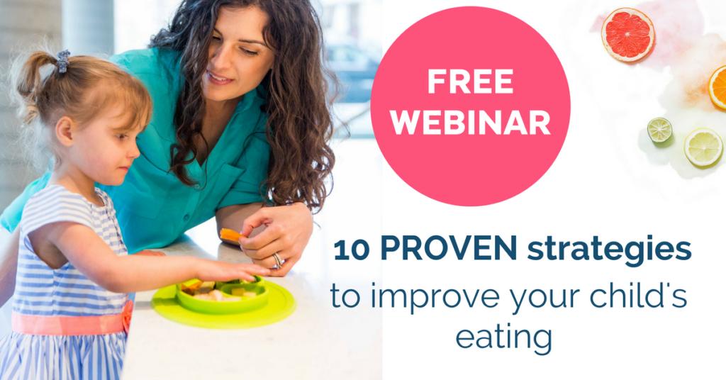 Picky eating free training