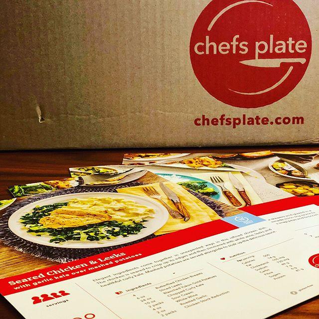 Chefs Plate meal delivery review