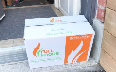 Meal Delivery Review #5:  Fuel Foods