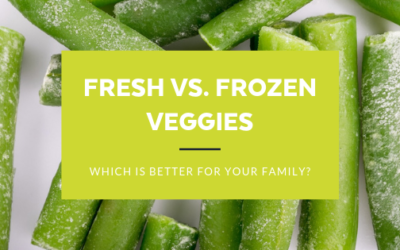 Frozen vs. Fresh Veggies: Which is better?