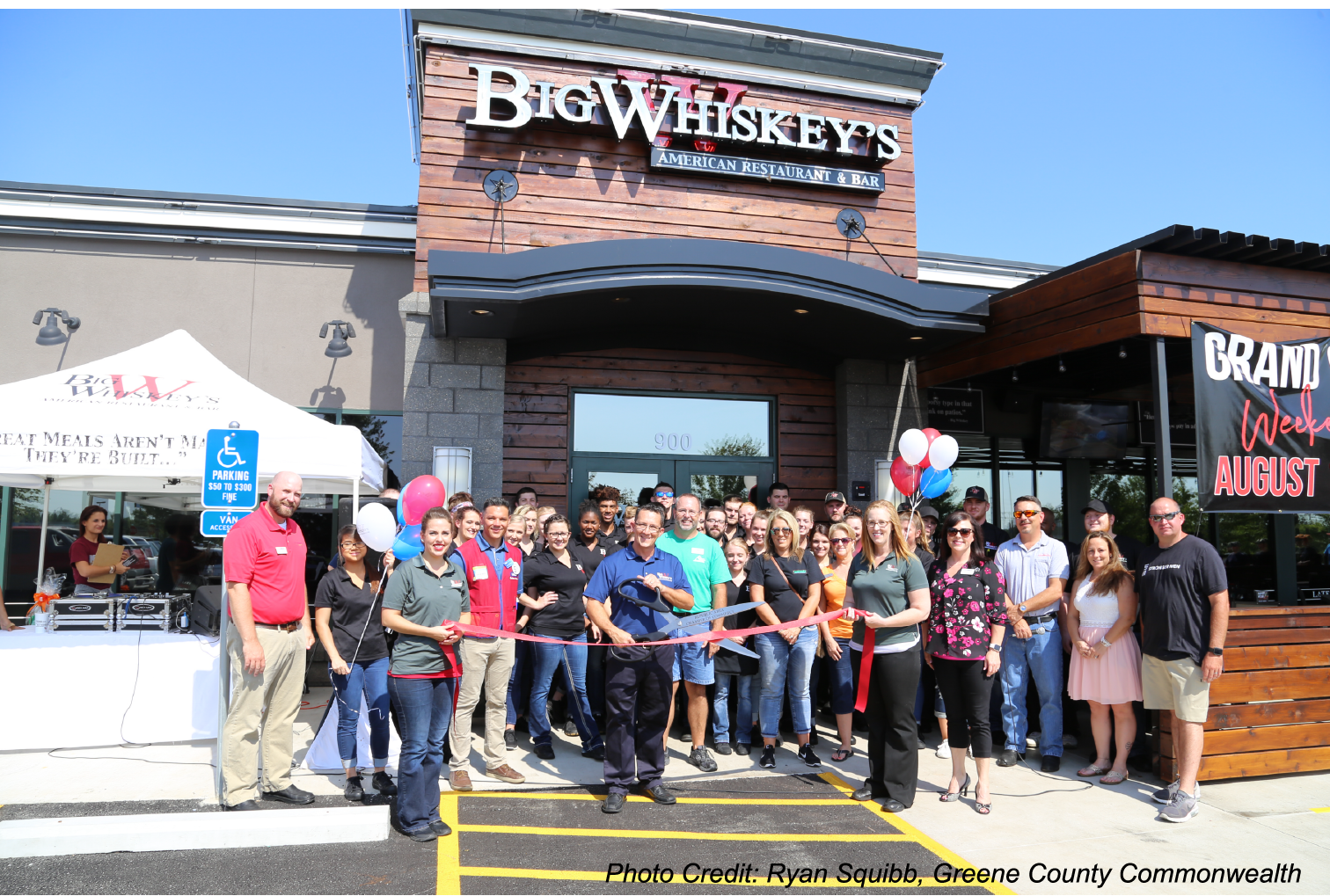 Republic A Huge Success, Big Whiskey's Toasts to 6th Store
