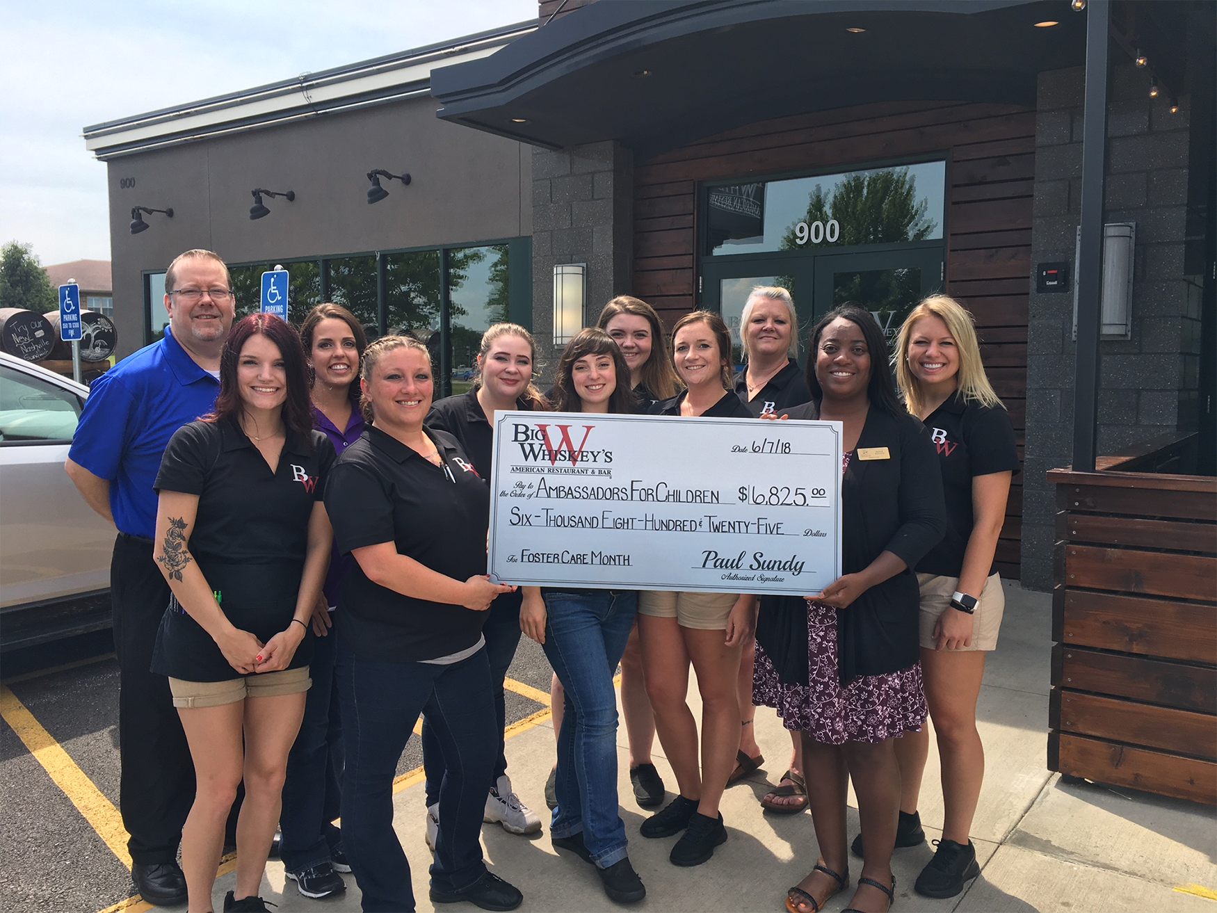 Annual Fundraiser For Foster Care Month A Huge Success
