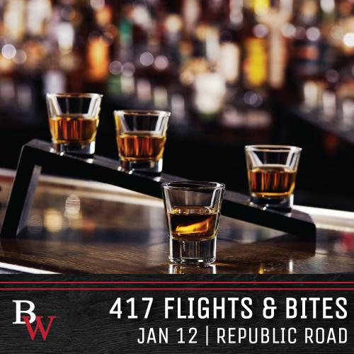 Flights and Bites, Jan 12