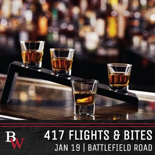 Flights and Bites Jan 19