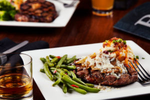 Big Whiskey's Smothered Steak