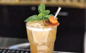 Big Whiskey's Las Vegas Cocktail
