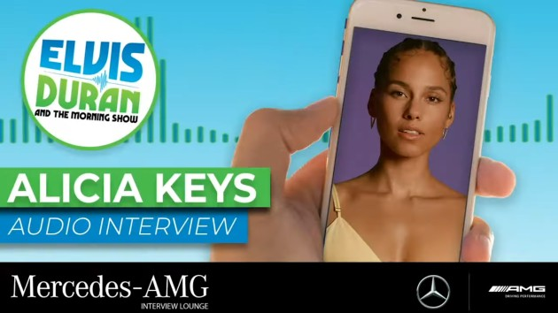 Elvis Duran: Alicia Keys Reveals Her Song 'Empire State Of Mind' Almost Didn't Happen