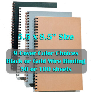 bulk wire bound notebooks