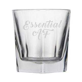 essential af rocks glass
