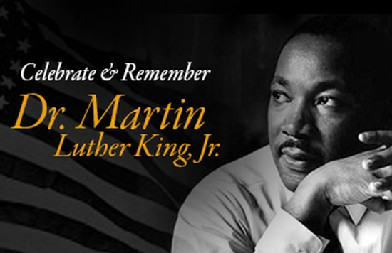 Martin Luther King Jr Holiday-550x0