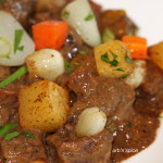 Braising Brazenness: Classic Braised Beef Stew | urbnspice.com