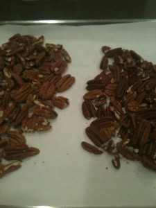 Toast Pecans for Ultimate Flavour and Crunch | urbnspice.com
