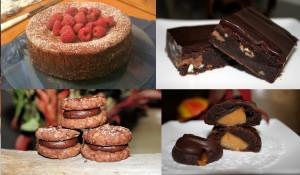 Chocolate Desserts Cookbook series | urbnspice.com