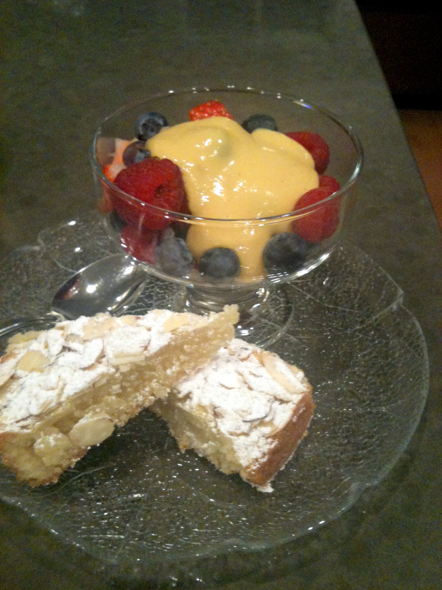 Gluten Free Tips and Techniques: Simple Gluten Free Desserts | urbnspice.com