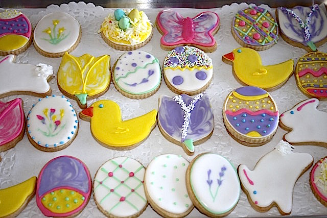 Easter Cookie Fun | urbnspice.com