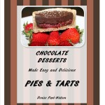 Chocolate Desserts - Pies and Tarts   urbnspice.com