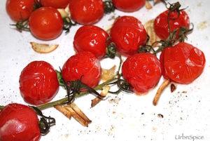 Roasted Tomatoes | urbnspice.com