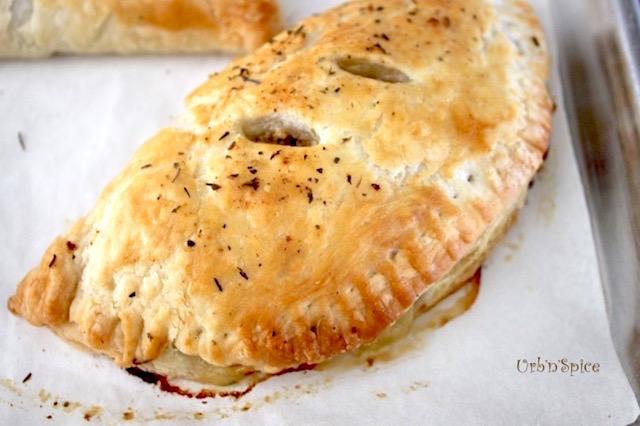 Aussie Hand Pies | urbnspice.com