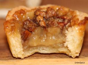 Maple Butter Pecan Tartlet | urbnspice.com
