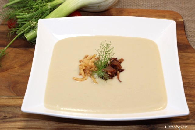Fennel soup | urbnspice.com