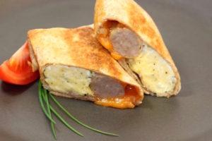 Sausage and Egg Breakfast Burritos   urbnspice.com