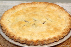 Baked Tourtiere | urbnspice.com