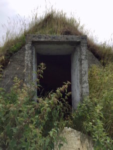 Abandoned Root Cellar in Twillingate, Nfld.   urbnspice.com