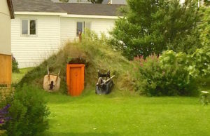Food Preservation: Root Cellar in Twillingate, Nfld. | urbnspice.com